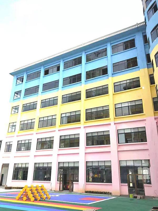 红黄蓝龙㣧幼儿园