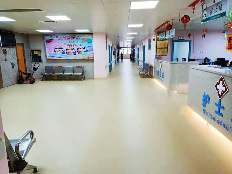 案例分享●灵山县人民医院儿科病房